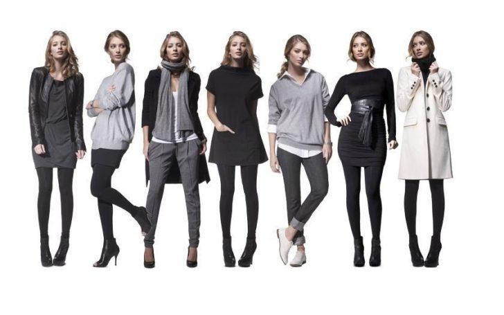 як вибрати базовий гардероб
