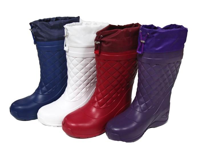 Жіночі гумові чоботи та калоші - де купити в Україні дешево 61152ca2019a8