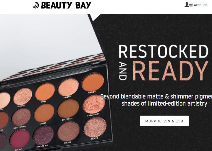 Інтернет-магазин BeautyBay